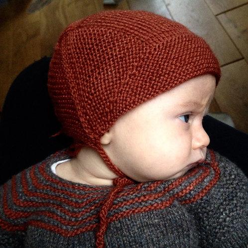 ELSA-Mütze, Wollpaket/Semilla Melange, ab