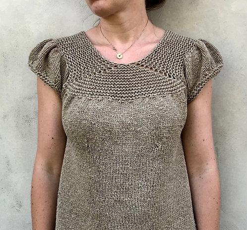 MARLA-Bluse/Kleid, Wollpaket/ECOPURE , ab