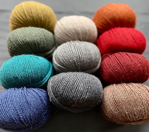Alpaka & Wolle/BIOLA, GOTS, von Austermann