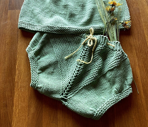 MALA-Shorts, Wollpaket/Bio-Balance, ab