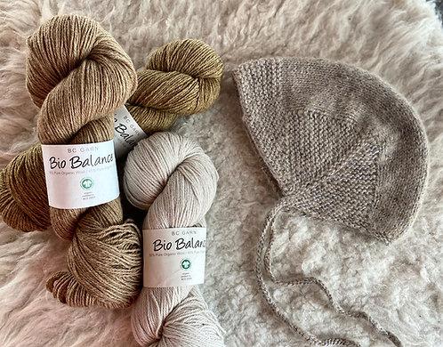 ELSA-Mütze, Wollpaket/Bio Balance, ab