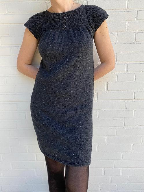 POSA-Kleid/Damen, Wollpaket/Reva, ab