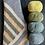 Thumbnail: LARA-Kleid, Wollpaket/recyceltes Denimgarn, ab