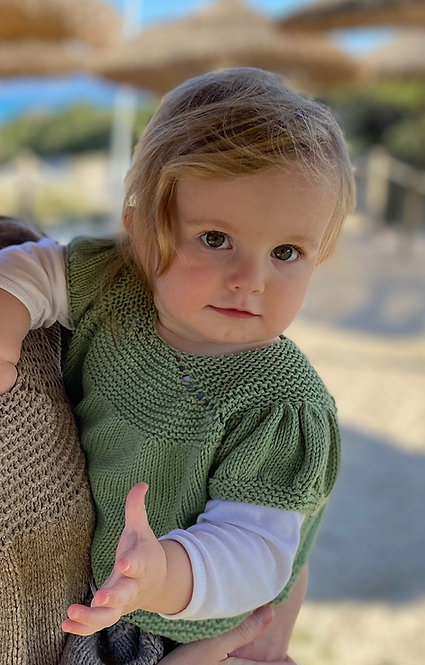 MALA-Bluse/Kind, digitale Anleitung