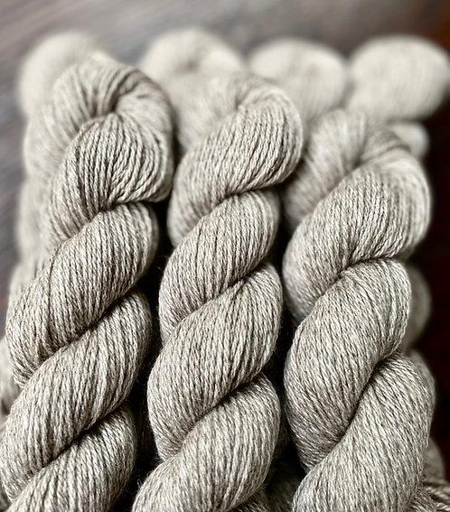 Baby Silk, naturbelassen, von MYak