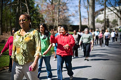 Walk With Your Doctor participants believe in healthy living.