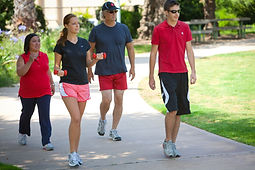 WWYD supports healthy living habits. Join for Walk With Your Doctor Day with Mayor Karl Dean.