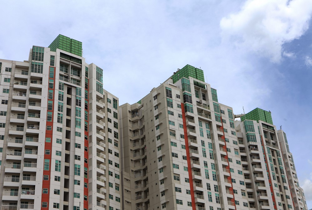 Sherwood Apartment, Jakarta