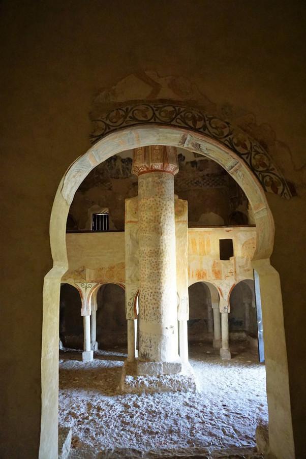 La iglesia de san Baudelio de Berlanga. La magia de Soria.