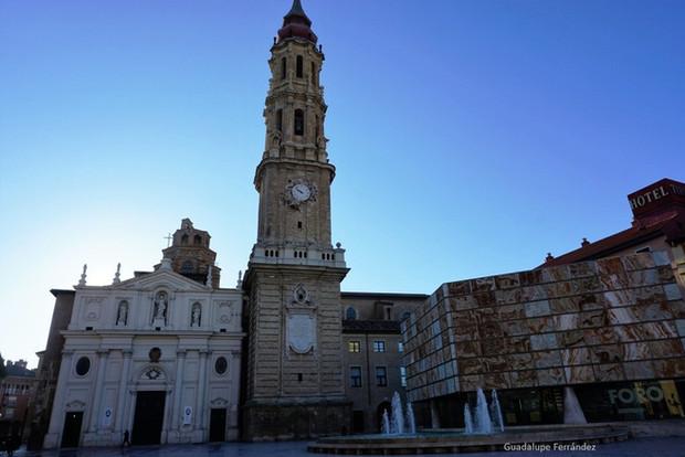 La Parroquieta de La Seo. Zaragoza. Una maravilla del ...