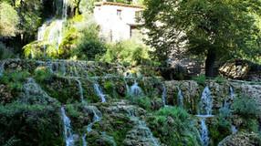 Orbaneja del Castillo (Burgos), la magia en piedra y agua.