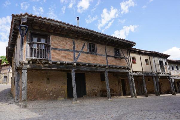 Calatañazor (Soria). Un lugar de leyenda.