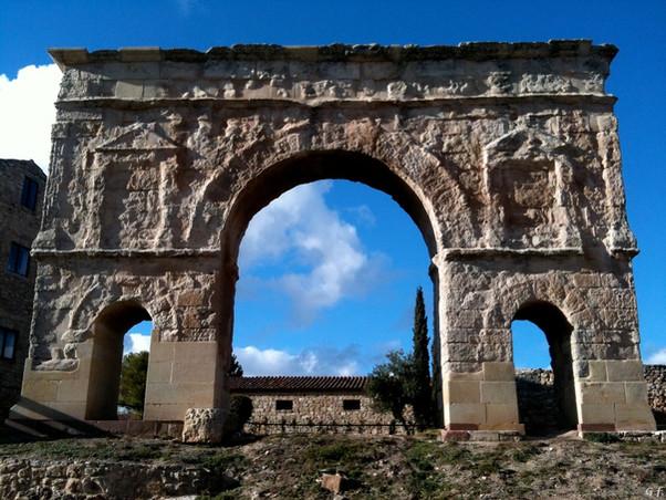 Medinaceli (Soria). La ciudad del cielo.
