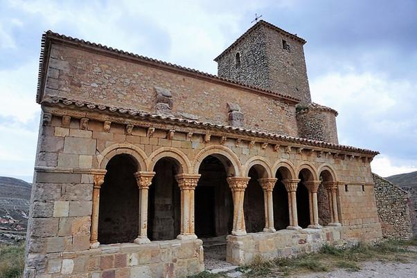 La villa medieval de Caracena (Soria).