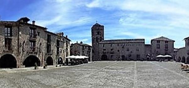 La Villa medieval de Aínsa (Sobrarbe)