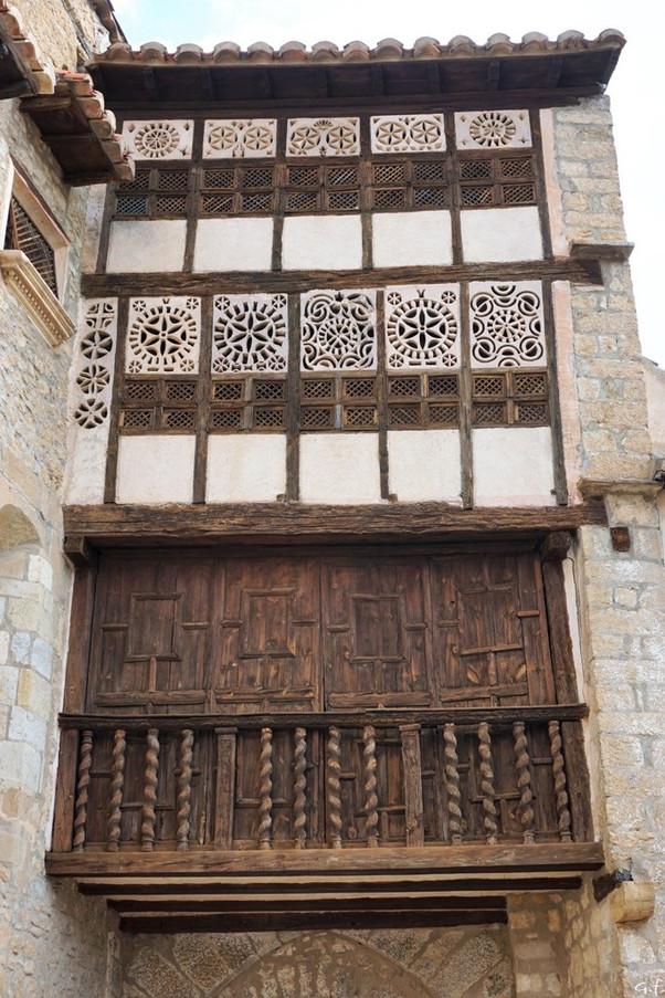 Mirambel. La bella del Maestrazgo (Teruel).