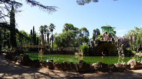 El Parque Sama, Cambrils (Tarragona), un lugar lleno de magia e historia.