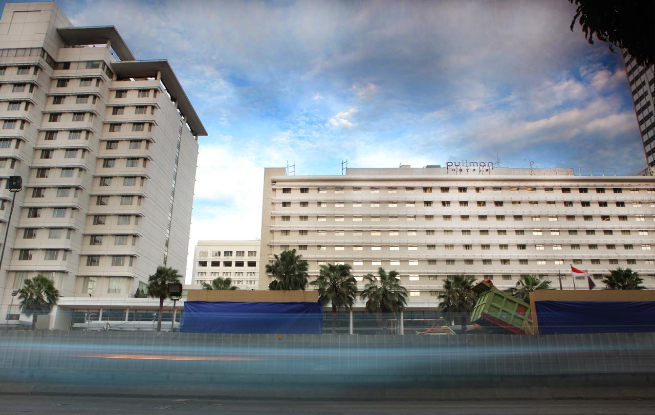 Pullman Hotel, Jakarta