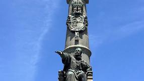 Monumento al Justicia de Aragón. Zaragoza.