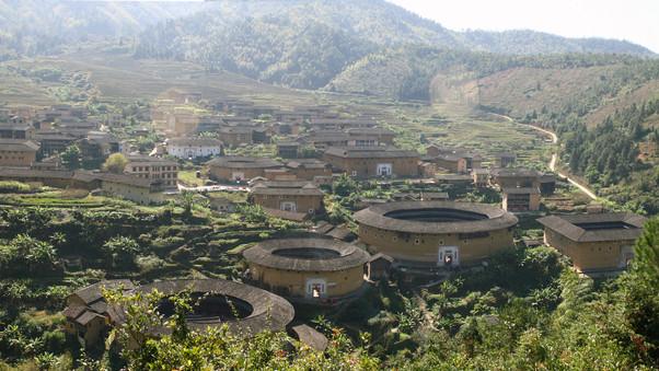 LOS TULOU DE FUJIAN (CHINA). PATRIMONIO DE LA HUMANIDAD