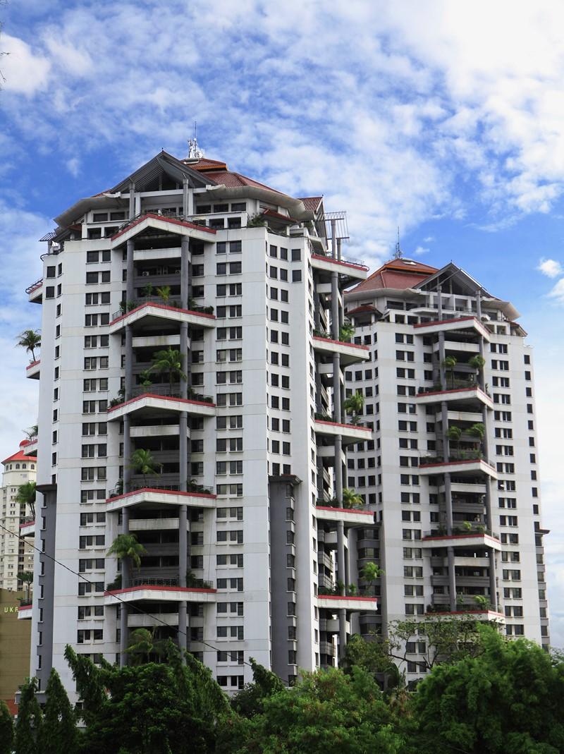 Grand Tropic Hotel, Jakarta