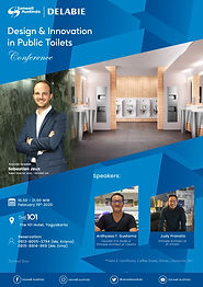 Design & Innovation Public Toilet_Delabi