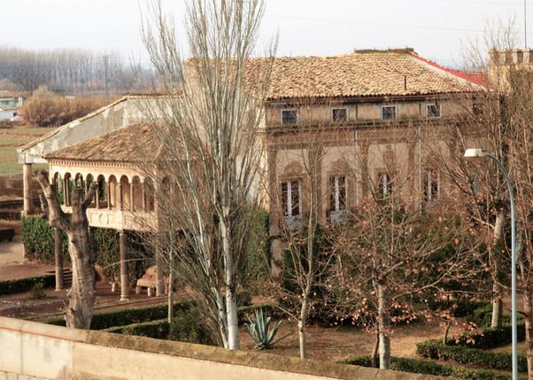 Palacio del barón de Guía Real. Pastriz (Zaragoza).