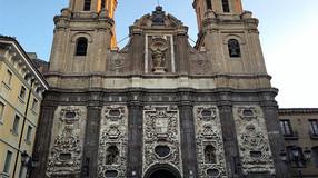 Real Capilla de Santa Isabel. Zaragoza.