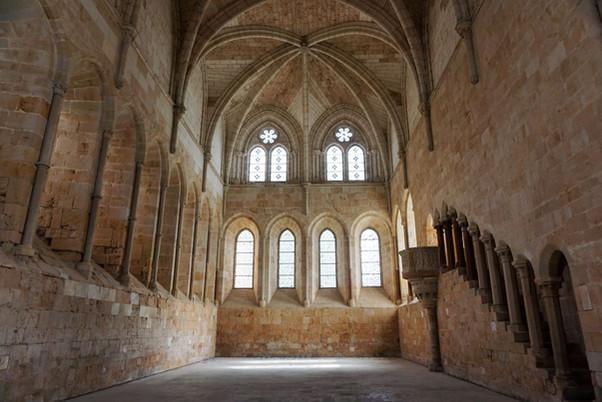 Monasterio Cisterciense de Santa María de Huerta (Soria).