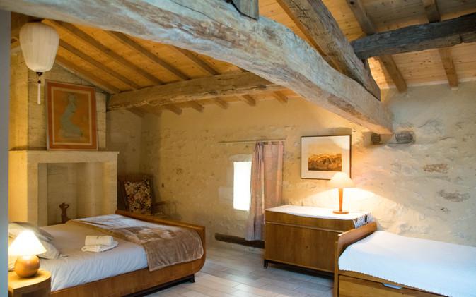 Adrien room - Art deco furnishings