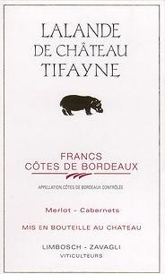 Lalande de Château Tifayne.jpg
