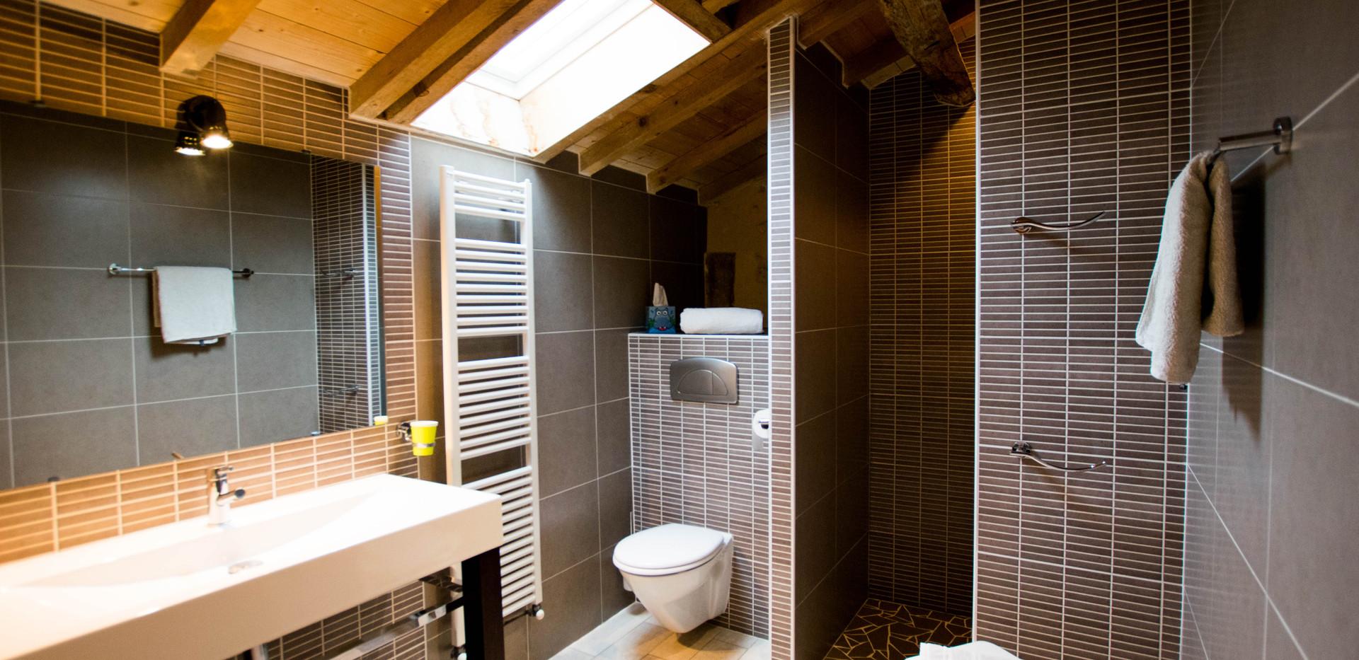 Salle de bain Adrien avec douche