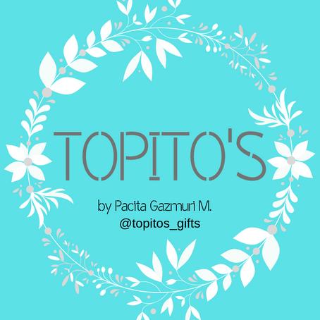 """CUÉNTANOS TU HISTORIA"" TOPITO'S GIFTS"