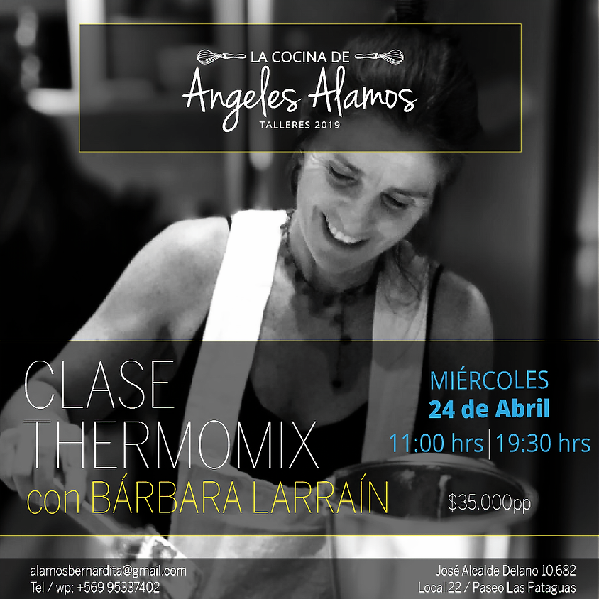 MIS CLASES EN LA COCINA DE ANGELES ALAMOS