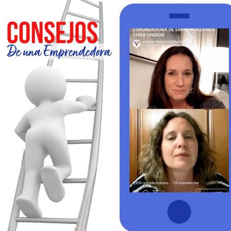 RESUMEN LIVE FUNDADORAS  Alejandra Husch y Lilly Witt