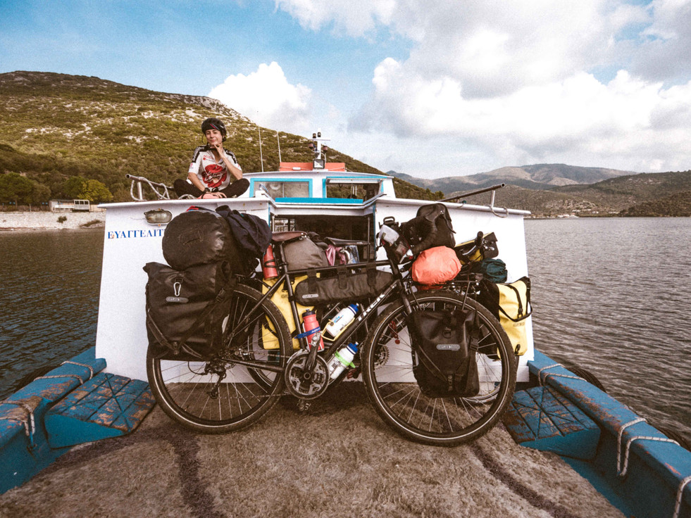 cycling-lesvos