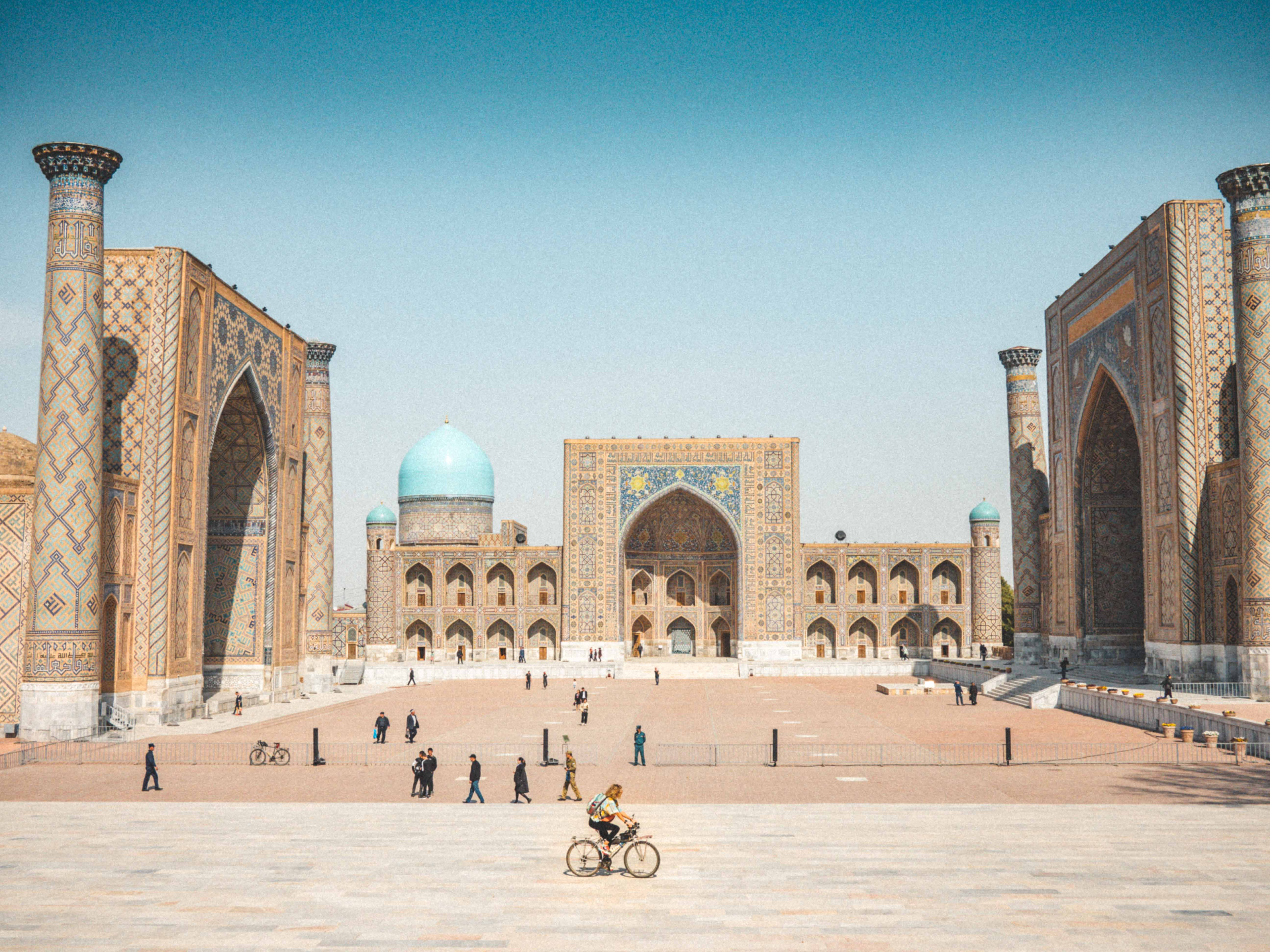 Day 333 – Riding in the Realm of Tamerlane