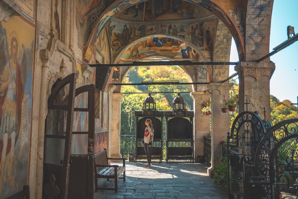 Monastery-macedonia