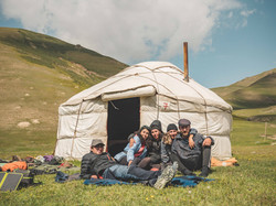 Day 463 – Family Reunion on the Steppe