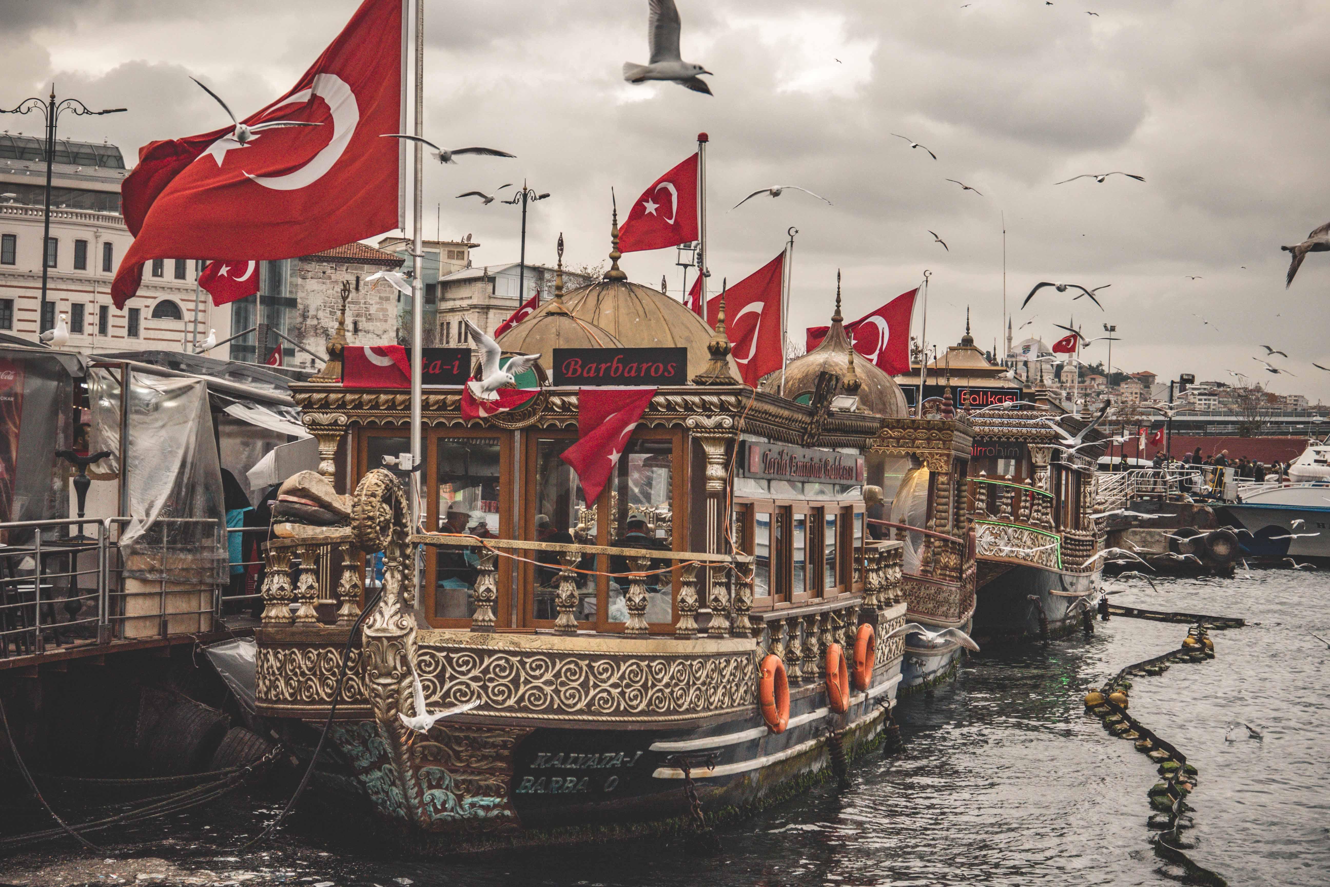 Day 245 – First Taste of Turkey