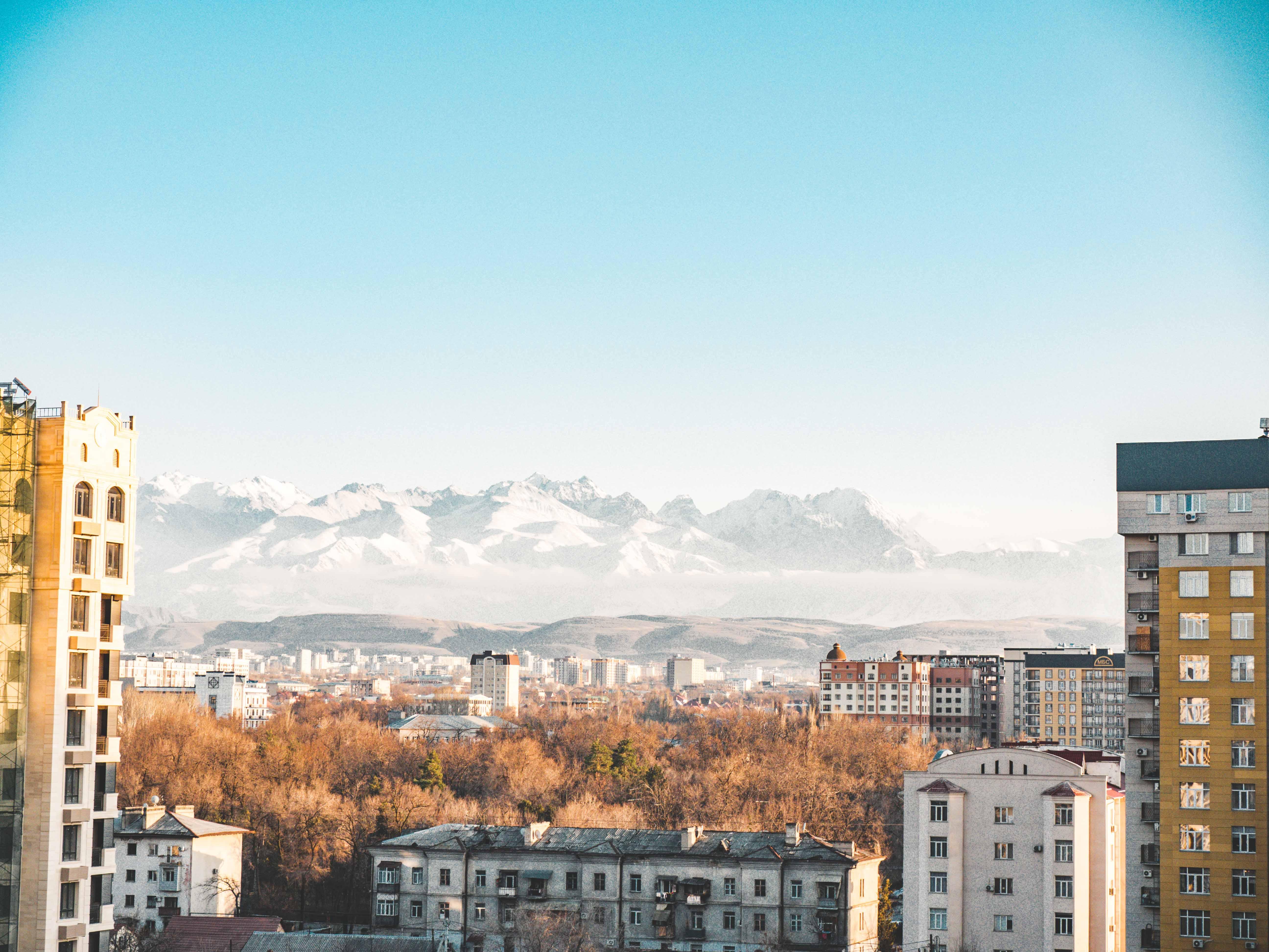 Day 345 – Boarding for Bishkek