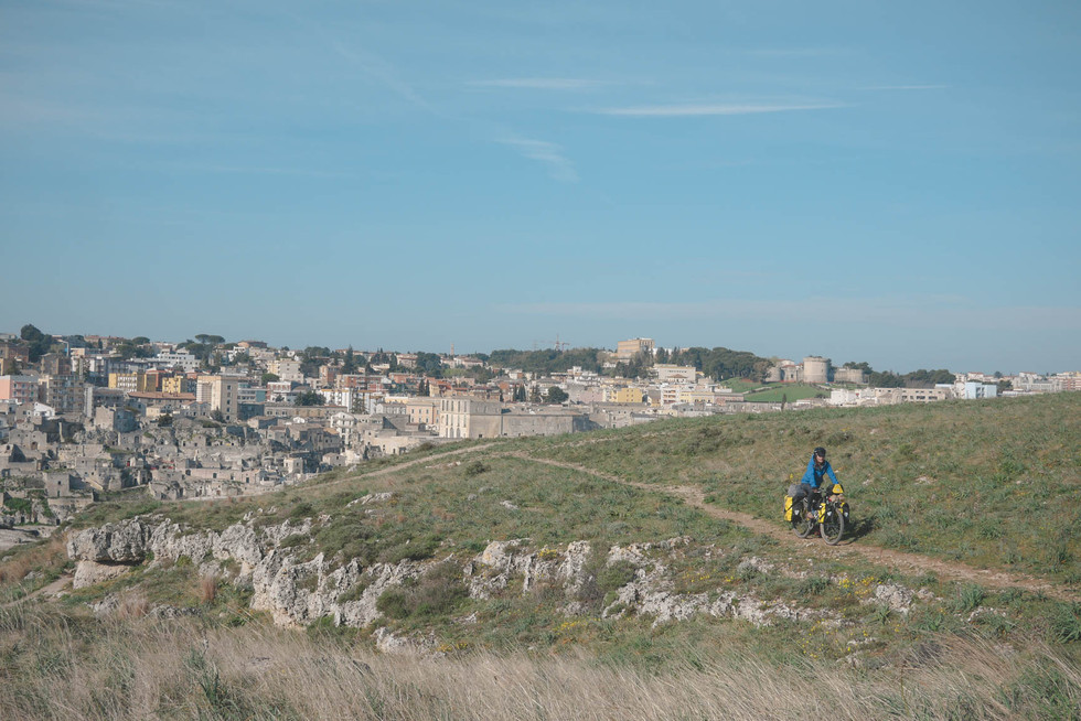 cycling-matera-italia
