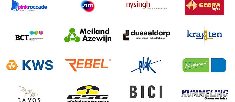 Bedankt, partners en sponsoren van de Prominententoer Montferland 2018