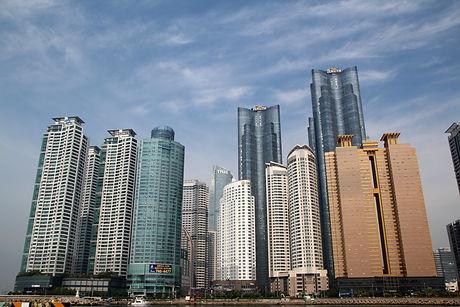 haeundae-beach-skyscrapers-in-busan-sout