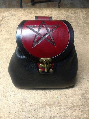 Embossed Belt Bag