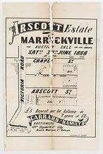 1888 Arscott Estate, Marrickville - Arsc