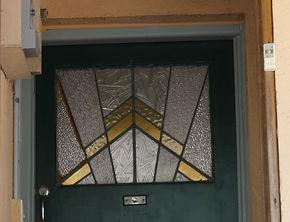 No 7 McGowan StreetFront Door Panel.JPG