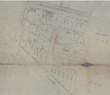 c.1880-1899 plan by Arnold W. Love, show