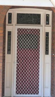 No 1 Anderton Street Front Door Panel, S