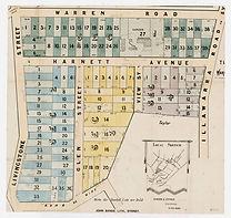 1882  [Plan Marrickville area] - Livings